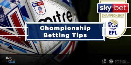 Championship Betting Tips, Accumulators, Correct Score Predictions