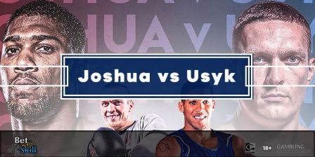 Joshua vs Usyk Predictions, Betting Tips & Odds (Boxing - 25.9.2021)