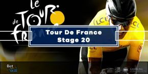 Tour De France Stage 20 Predictions, Betting Tips, Odds & Free Bets (ITT - 19.9.2020)